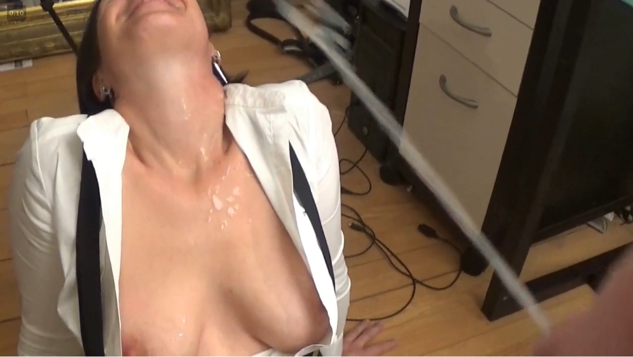 Covered Body Cumshot Compilation