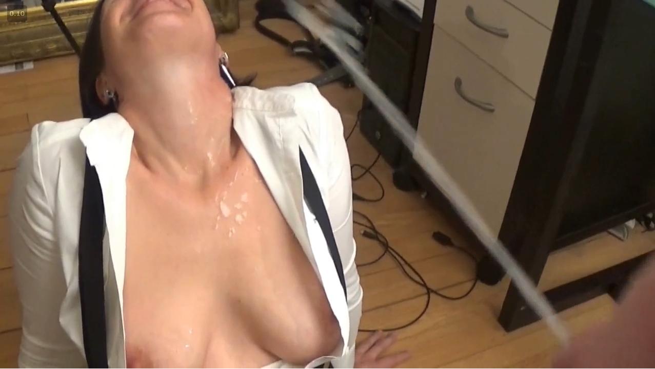 Covered Body Cumshot Compilation