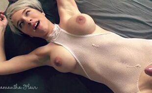 amateur blonde women cumshots
